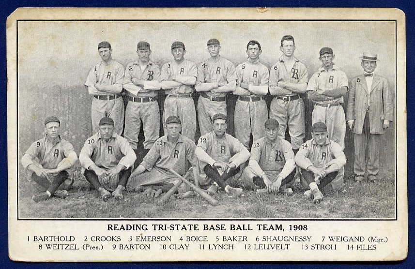 1908 Cincinnati Reds season